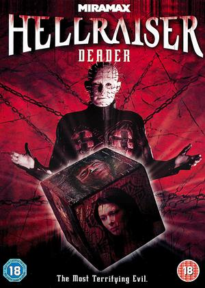 Rent Hellraiser 7: Deader Online DVD & Blu-ray Rental