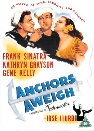 Rent Anchors Aweigh Online DVD Rental