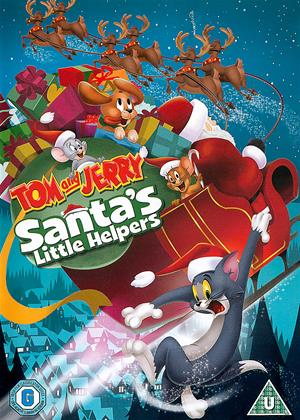 Rent Tom and Jerry: Santa's Little Helpers Online DVD Rental