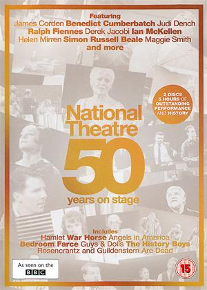 Rent National Theatre Live: 50 Years on Stage Online DVD Rental