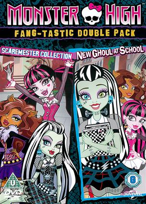 Rent Monster High: New Ghoul at School / Scaremester Collection Online DVD Rental