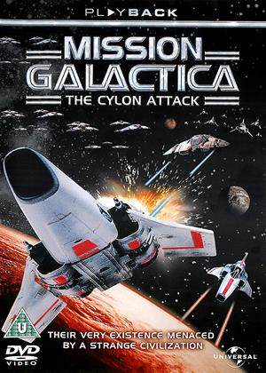 Rent Mission Galactica: The Cylon Attack Online DVD Rental
