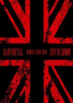 Rent Babymetal: Live in London Online DVD Rental