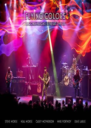 Rent Flying Colors: Second Flight: Live at the Z7 Online DVD Rental