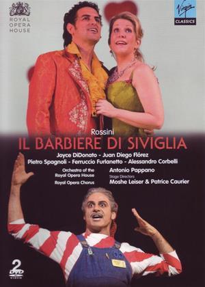 Rent Il Barbiere Di Siviglia: Royal Opera House (Pappano) Online DVD Rental