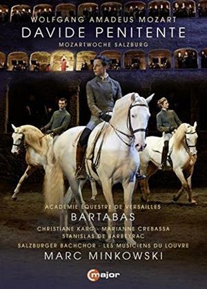 Rent Davide Penitente: Mozartwoche Salzburg Online DVD Rental