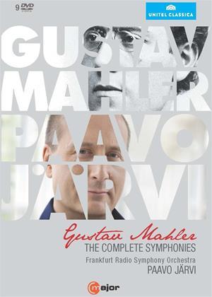 Rent Mahler: The Complete Symphonies Online DVD & Blu-ray Rental