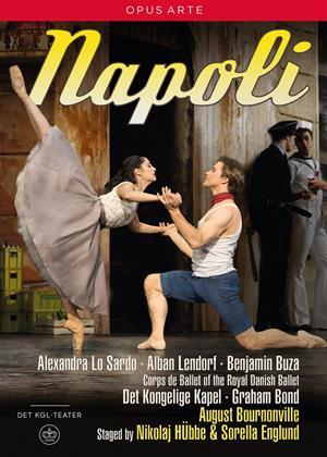 Rent Napoli: Royal Danish Ballet Online DVD Rental