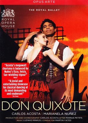 Rent Don Quixote: Royal Ballet (Martin Yates) Online DVD Rental