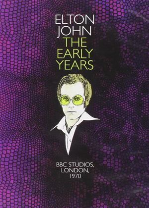 Rent Elton John: The Early Years Online DVD Rental