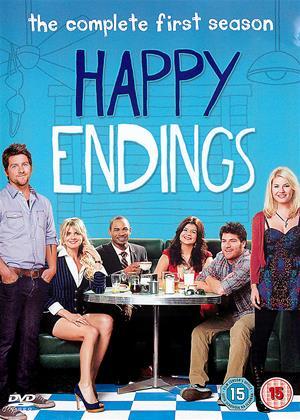Rent Happy Endings: Series 1 Online DVD & Blu-ray Rental