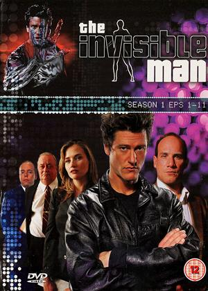 Rent The Invisible Man: Series 1: Part 1 Online DVD Rental