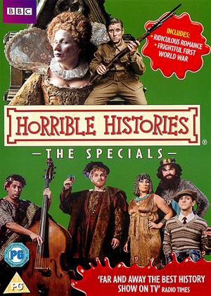 Horrible Histories: The Specials Online DVD Rental