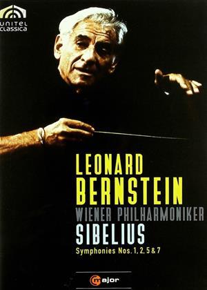 Rent Sibelius: Symphonies Nos. 1, 2, 5 and 7 (Leonard Bernstein) Online DVD Rental