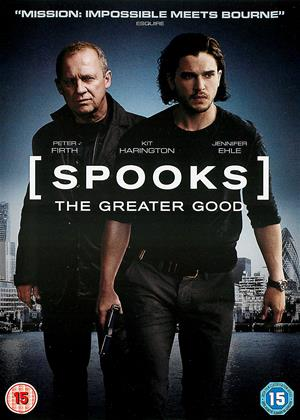Rent Spooks: The Greater Good Online DVD & Blu-ray Rental