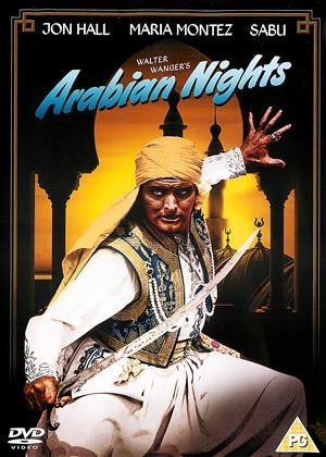 Rent Arabian Nights Online DVD Rental