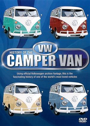 Rent History of the VW Camper Van Online DVD Rental