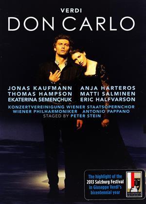Rent Verdi: Don Carlo (Pappano) Online DVD Rental