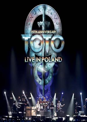 Rent Toto: 35th Anniversary Tour: Live in Poland Online DVD Rental