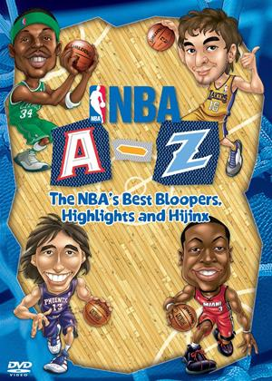 Rent NBA A-Z: The NBAs Best Bloopers Online DVD Rental