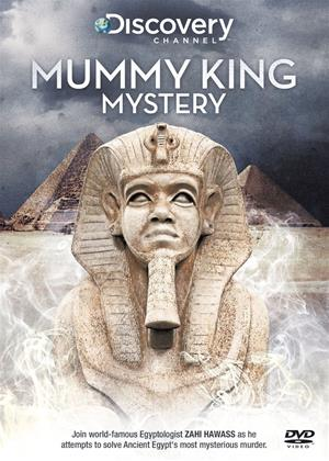 Rent The Mummy King Mystery Online DVD Rental