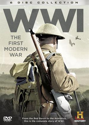 Rent WWI: The War to End All Wars Online DVD Rental