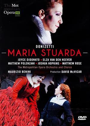 Rent Maria Stuarda: Metropolitan Opera (Benini) Online DVD Rental