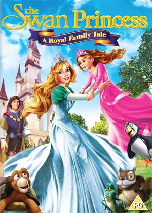 Rent The Swan Princess: A Royal Family Tale Online DVD Rental