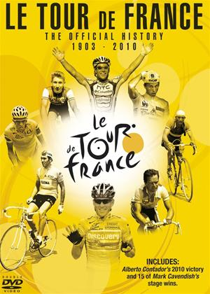 Rent Le Tour De France: The Official History 1903-2010 Online DVD Rental