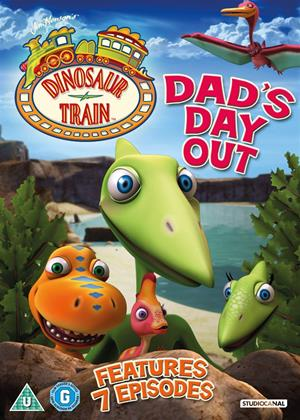Rent Dinosaur Train: Dad's Day Out Online DVD Rental