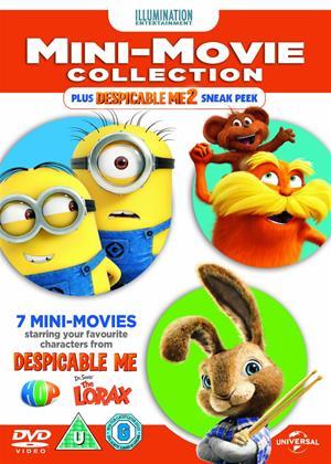 Rent Illumination Mini-Movies Online DVD Rental