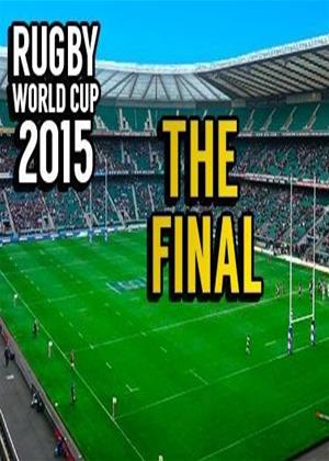 Rent Rugby World Cup 2015: The Final Online DVD Rental