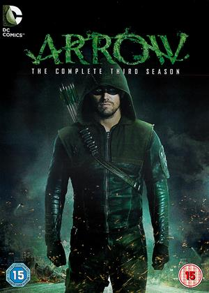 Rent Arrow: Series 3 Online DVD & Blu-ray Rental