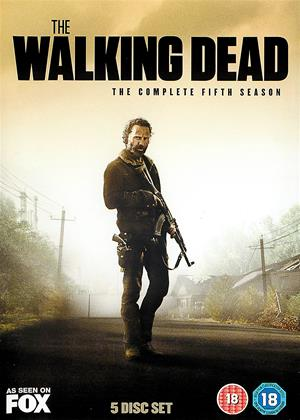Rent The Walking Dead: Series 5 Online DVD Rental
