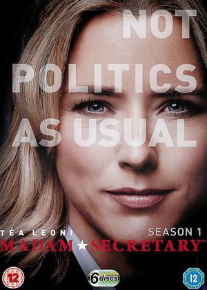 Rent Madam Secretary: Series 1 Online DVD Rental