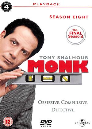 Rent Monk: Series 8 Online DVD Rental