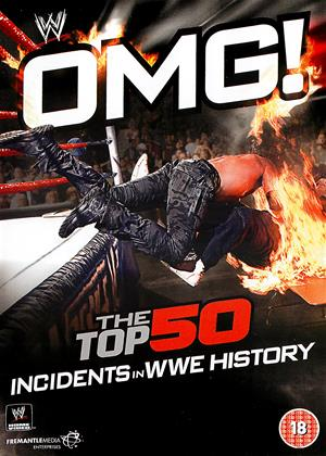 Rent WWE: OMG!: The Top 50 Incidents in WWE History Online DVD Rental