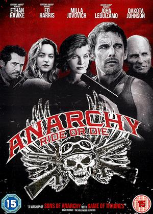 Rent Anarchy (aka Cymbeline) Online DVD & Blu-ray Rental