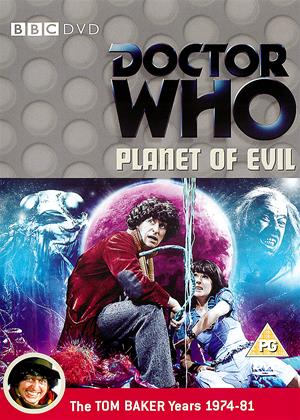 Rent Doctor Who: Planet of Evil Online DVD Rental