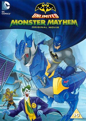 Batman Unlimited: Monster Mayhem Online DVD Rental