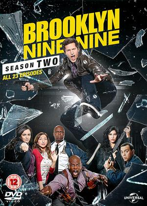 Rent Brooklyn Nine-Nine: Series 2 Online DVD Rental