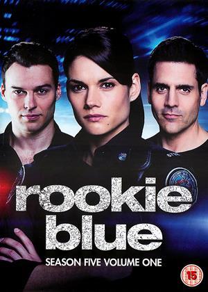 Rent Rookie Blue: Series 5: Part 1 Online DVD Rental