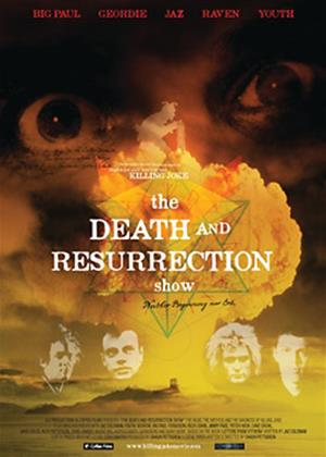 Rent The Death and Resurrection Show Online DVD & Blu-ray Rental