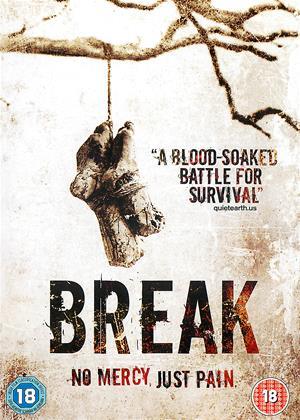 Rent Break (aka Break - No Mercy, Just Pain!) Online DVD Rental