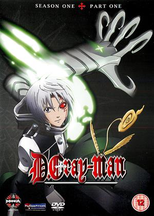 Rent D. Gray Man: Series 1: Part 1 Online DVD Rental