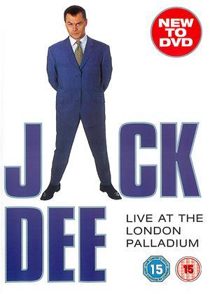 Rent Jack Dee: Live at the London Palladium Online DVD Rental