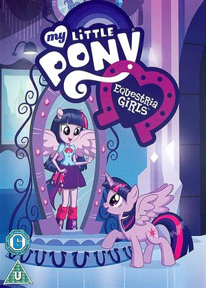 Rent My Little Pony: Equestria Girls Online DVD Rental