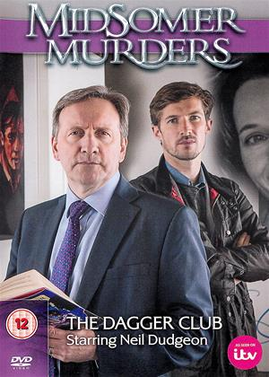 Rent Midsomer Murders: Series 17: The Dagger Club Online DVD & Blu-ray Rental