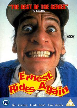 Ernest Rides Again Online DVD Rental