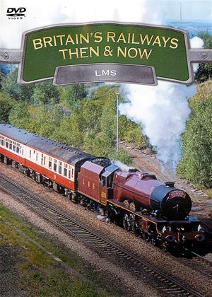 Rent Britain's Railways Then and Now: LMS Online DVD Rental